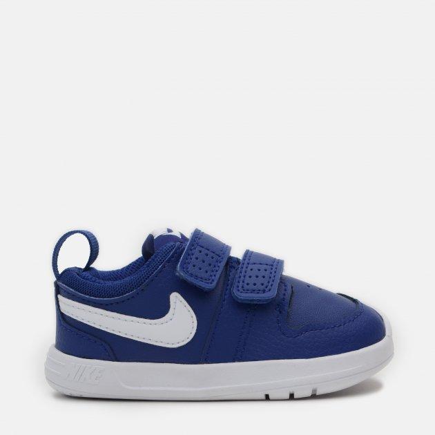 Кроссовки кожаные Nike Pico 5 Tdv AR4162-400 24 (9C) 15 см (193146212724) - изображение 1