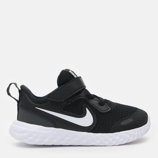 Кроссовки Nike Revolution 5 (Tdv) BQ5673-003 21.5 (6C) 12 см (193152381544) - изображение 1