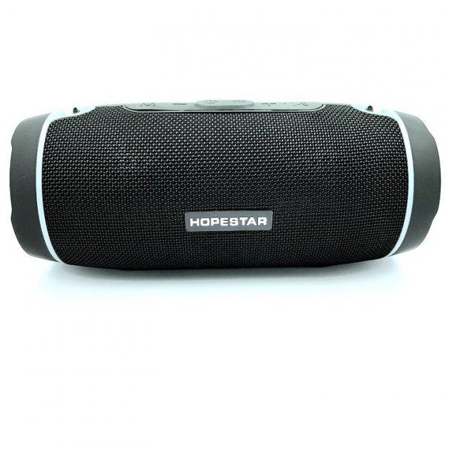 Портативна акустична Колонка HOPESTAR - H45 BLACK - зображення 1