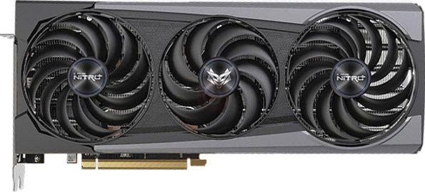 Sapphire PCI-Ex Radeon RX 6800 NITRO+ 16GB GDDR6 (256bit) (16000) (HDMI, 3 x DisplayPort) (11305-01-20G) - зображення 1