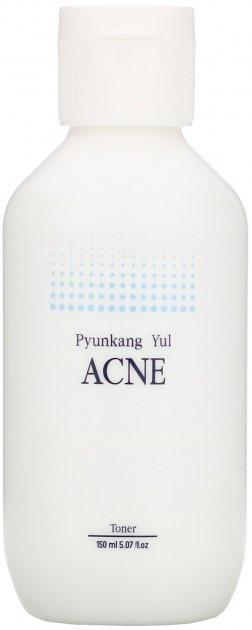 Тонер заживляющий Pyunkang Yul Acne Toner для проблемной кожи 150 мл (8809486680636) - изображение 1