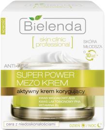 Крем для лица Bielenda Skin Сlinic Рrofessional с миндальной кислотой 50 мл (5902169018313) - изображение 1