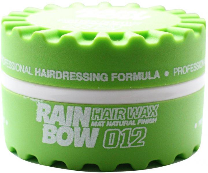 Фіксувальний віск Rainbow Professional Hair wax зелений матовий 150 мл (73660) (8697426736600) - зображення 1