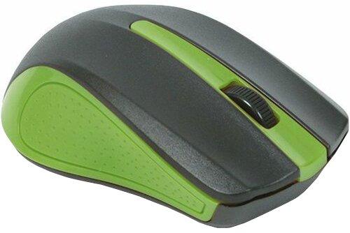 Мышь Omega OM-419 Wireless Black-Green (OM0419G) - изображение 1