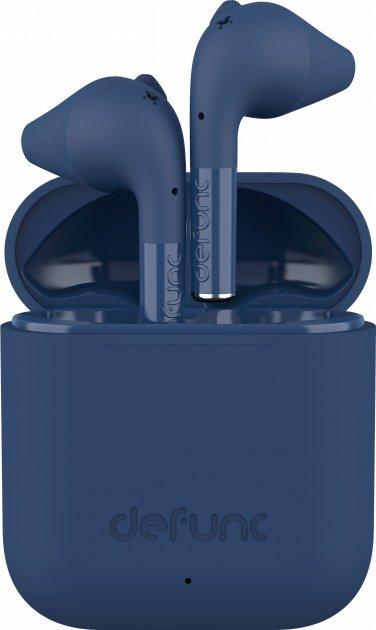 Навушники Defunc True Go Slim TWS Blue (D4214) - зображення 1