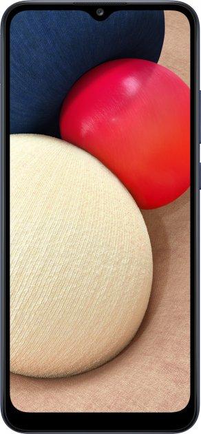 Мобильный телефон Samsung Galaxy A02s 3/32GB Blue (SM-A025FZBESEK) - изображение 1