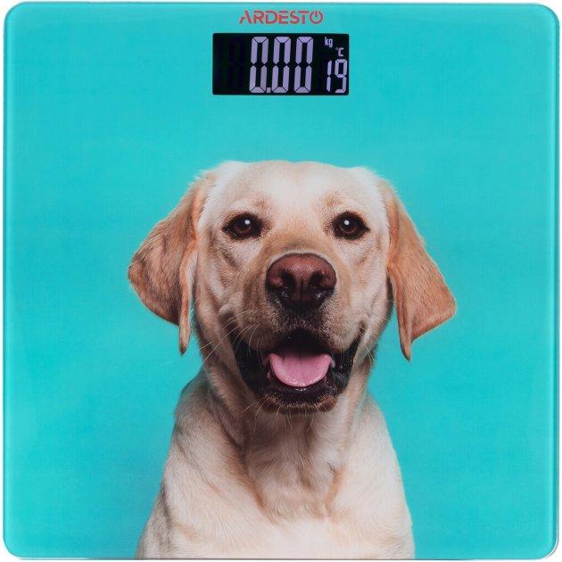 Весы напольные ARDESTO SCB-965DOG - изображение 1