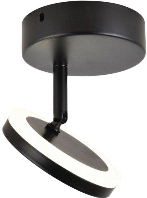 Спотовый светильник Ultralight TRL622 6W LED черный (UL-51508) - изображение 1