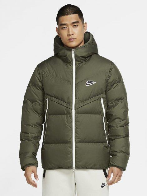 Куртка Nike M Nsw Dwn Fil Wr Jkt Shld CU4404-380 M (194494629370) - изображение 1
