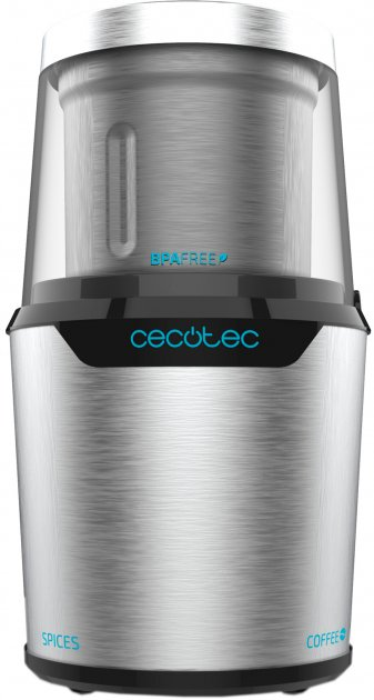 Кавомолка CECOTEC Compact Titanmill 300 DuoClean (CCTC-01559) - зображення 1