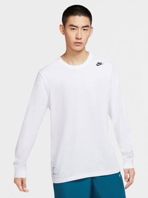 Свитшот Nike M Nsw Cj Ls Tee CW5396-100 S (194498111499) - изображение 1