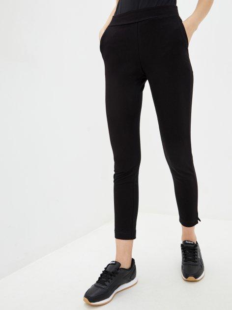 Спортивные штаны ROZA 2008011 S Черные (4824005587788) - изображение 1