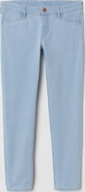 Джинсы H&M 0746863 146 см Голубые (2000001734988) - изображение 1