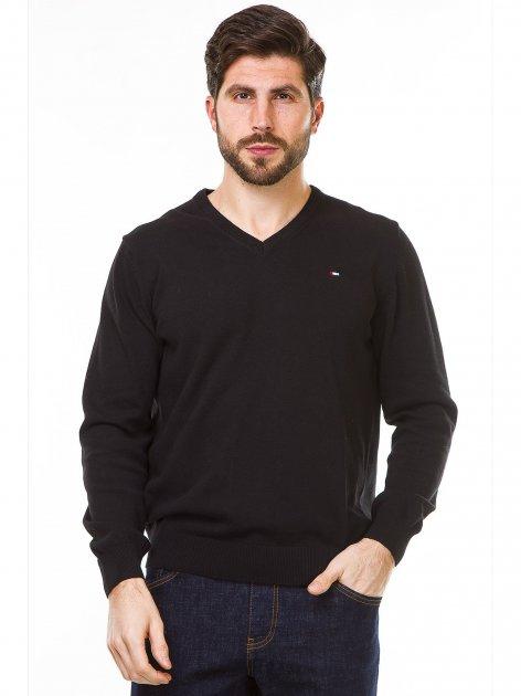 Пуловер Remix 1454 S Черный (2950006541749) - изображение 1