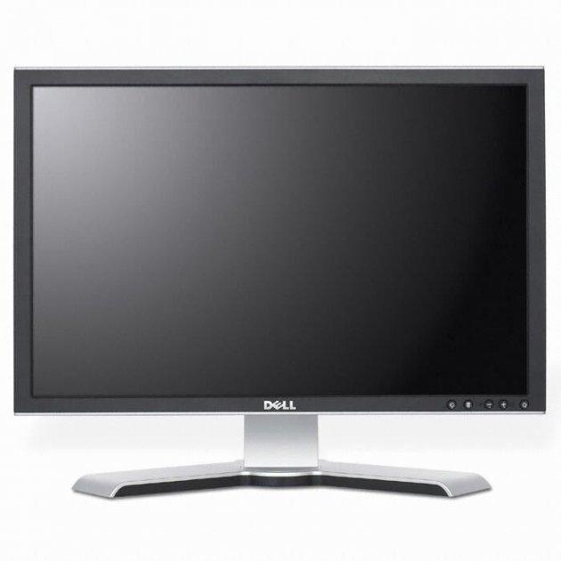 "Монітор 22"" Dell UltraSharp 2208WFPt (16:10/DVI/VGA/USB hub) Class A Б/У - зображення 1"