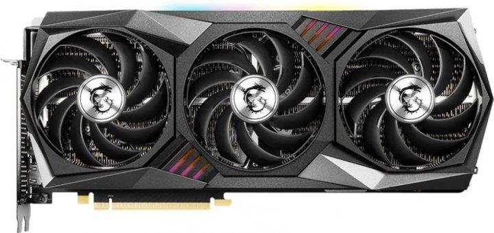 MSI PCI-Ex GeForce RTX 3080 Gaming Z Trio 10GB GDDR6X (320bit) (1830/19000) (HDMI, 3 x DisplayPort) (RTX 3080 GAMING Z TRIO 10G) - зображення 1
