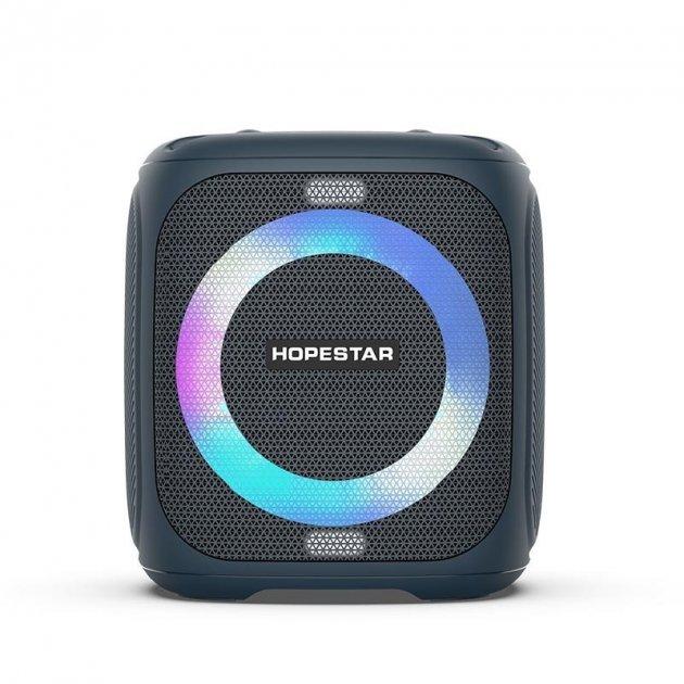 Колонка Bluetooth HOPESTAR Party 100 blue - зображення 1