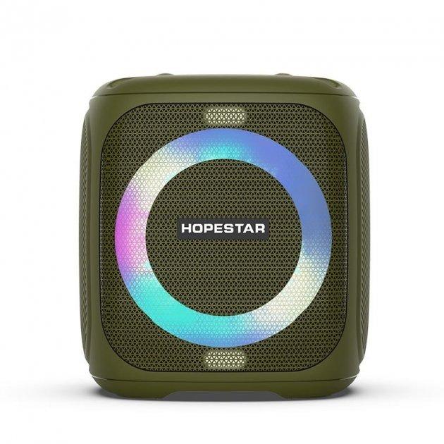 Колонка Bluetooth HOPESTAR Party 100 green - зображення 1