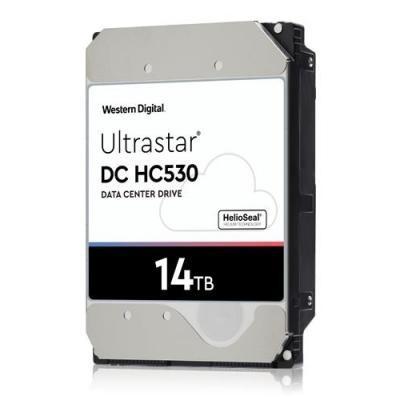"""Жорсткий диск Western Digital Ultrastar DC HC530 14TB 7200rpm 512MB WUH721414ALE6L4_0F31284 3.5"""" SATA III - зображення 1"""