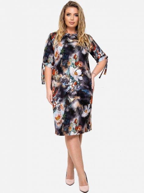 Платье DEMMA 650 52 Черное (2000000020846) - изображение 1