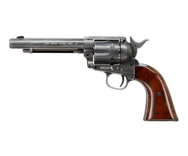 Пневматичний пістолет Umarex COLT SINGLE ACTION ARMY 45, 5,8307 - зображення 1
