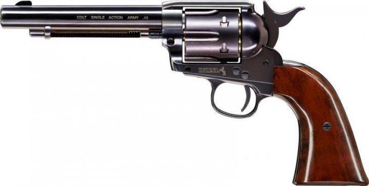 Пневматичний пістолет Umarex COLT SINGLE ACTION ARMY 45, 5,8308 - зображення 1