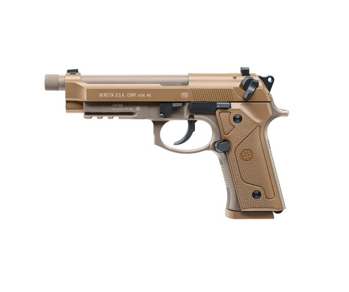 Пневматичний пістолет Umarex Beretta M9A3 FDE FM - зображення 1