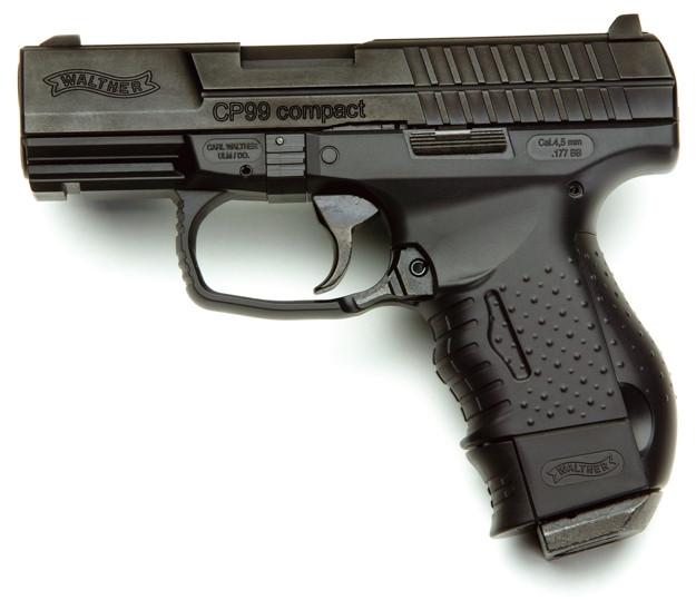Пневматичний пістолет Umarex Walther CP-99 compact - зображення 1