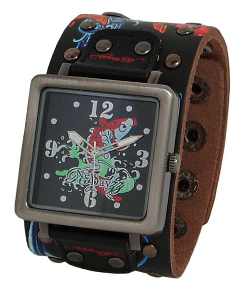 Часы унисекс NewDay Teen20a байкерские - изображение 1