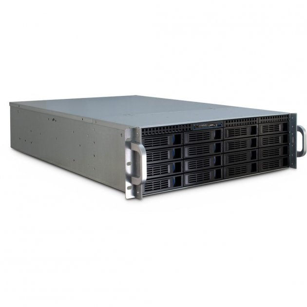 Корпус серверний Inter-tech 3U-3416 (3U-3416) - зображення 1