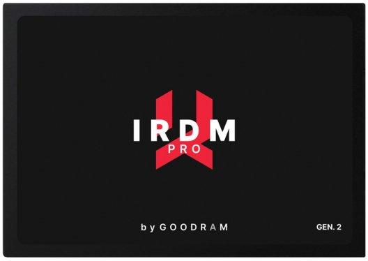"Goodram IRDM Pro Gen.2 2TB 2.5"" SATAIII 3D TLC (IRP-SSDPR-S25C-02T) - зображення 1"