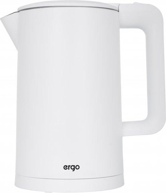 Електрочайник ERGO CT 8070 WHITE - зображення 1