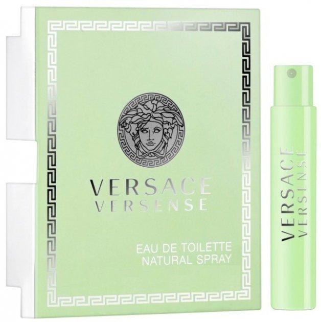 Пробник Туалетная вода для женщин Versace Versense 1 мл (8011003811298) - изображение 1