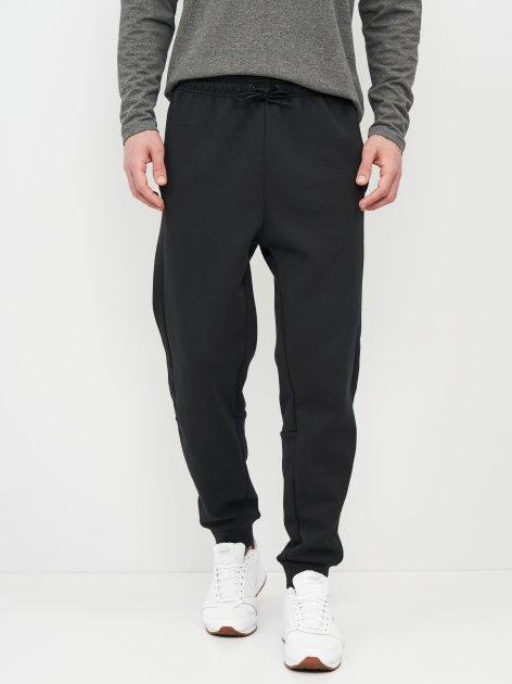 Спортивні штани Adidas M Mh Plain T P EB5270 M Black (4060512140362) - зображення 1