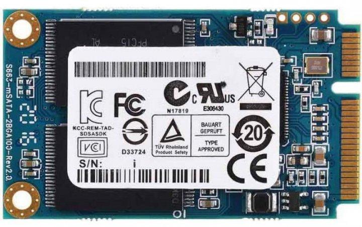 Golden Memory 128GB mSATA TLC (GM2020128GB) - изображение 1