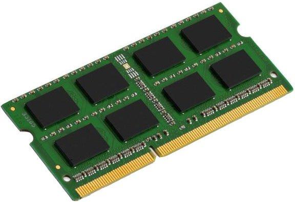 Оперативна пам'ять Kingston SODIMM DDR3L-1600 8192 MB PC3L-12800 (KVR16LS11/8WP) - зображення 1
