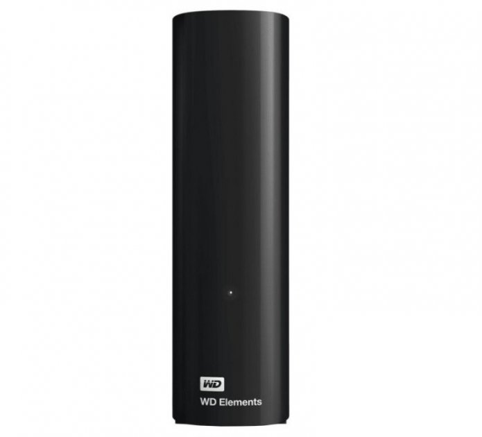 Зовнішній жорсткий диск WD Elements Desktop 14TB (WDBWLG0140HBK) - зображення 1