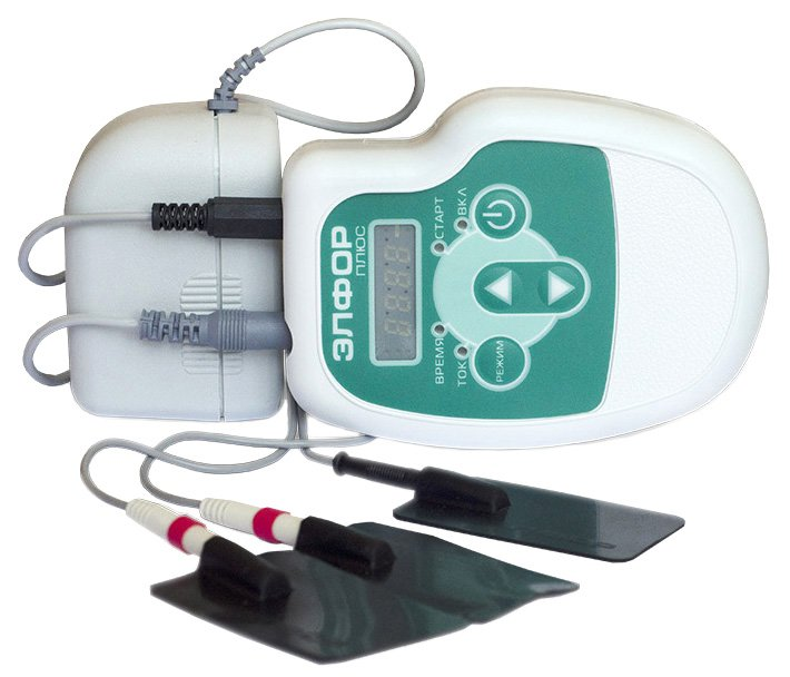 Аппарат для гальванизации и лекарственного электрофореза Невотон Элфор - изображение 1