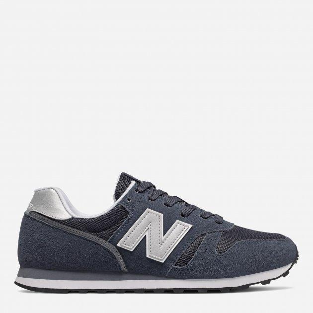 Кроссовки New Balance 373 ML373CC2 41.5 (9) 27 см Синие (194182391480) - изображение 1