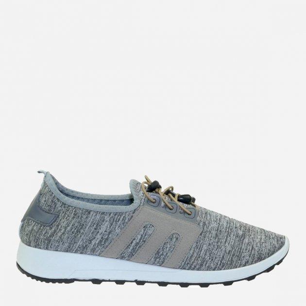 Кроссовки FX shoes 12008-45-CR 43 Серые (2820000010711) - изображение 1