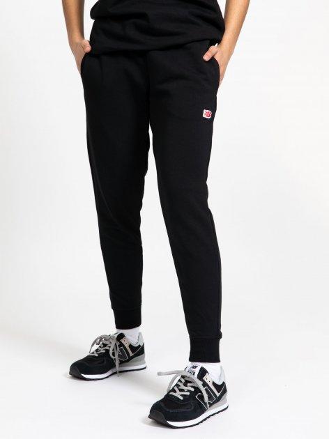 Спортивные штаны New Balance MP01664BK S Черные (194768062995) - изображение 1
