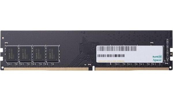 Пам'ять DDR4 RAM 8GB Apacer 2400MHz PC4-19200 (EL.08G2T.GFH) - изображение 1