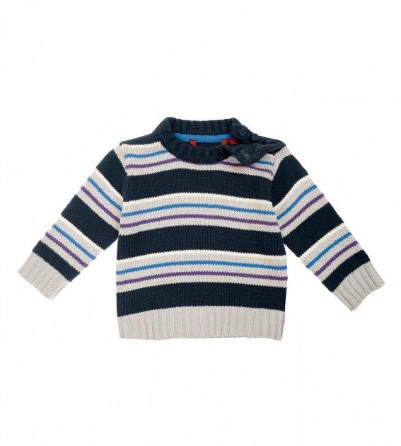 Светр Losan Mc baby boys (027-5004AC/32) Блакитний M6-68 см - зображення 1