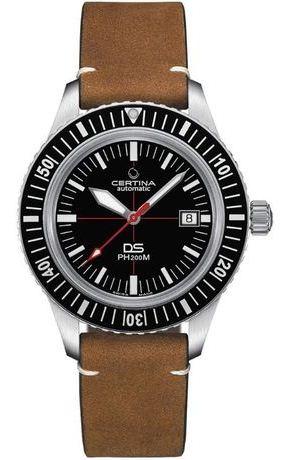 Мужские наручные часы Certina C036.407.16.050.00 с ремешком - зображення 1