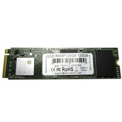Накопичувач SSD M. 2 2280 120GB AMD (R5MP120G8) - зображення 1