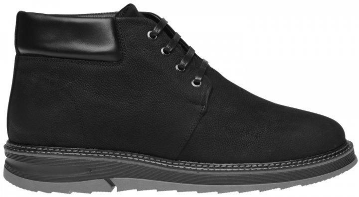Ботинки Caman 6593/31-172 41 27.7 см Черные (2041024975019) - изображение 1