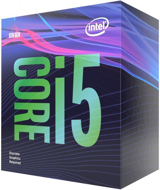 Процессор Intel Core i5-9400F 2.9(4.1)GHz 9MB s1151 Box (BX80684I59400F) - зображення 1