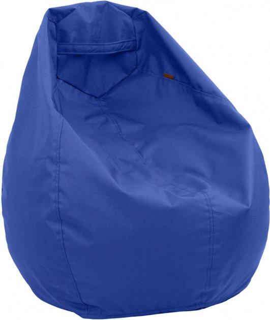 Крісло-мішок Сектор Груша Синій - зображення 1
