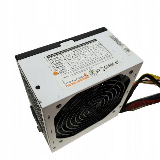 Блок питания RASURBO ( EAP550 ) на 550W ATX Б/У - изображение 1