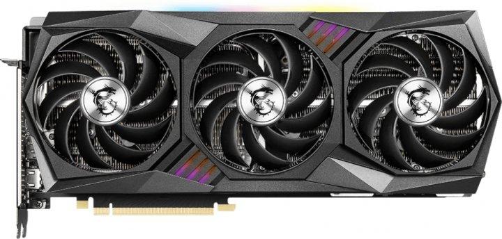 MSI PCI-Ex GeForce RTX 3080 Ti Gaming X Trio 12GB GDDR6X (384bit) (1770/19000) (HDMI, 3 x DisplayPort) (RTX 3080 Ti GAMING X TRIO 12G) - зображення 1
